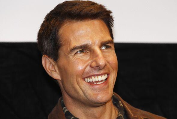 Su magnetismo y popularidad hacen de Tom Cruise uno de los actores m&aac...