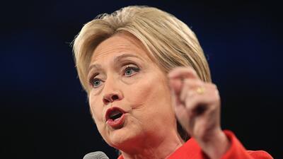 Hillary Clinton critica inacción del Congreso sobre Puerto Rico  hillary...