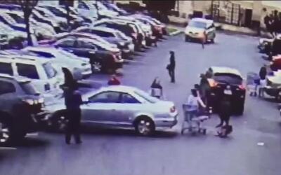 'Área de la Bahía en un Minuto': policía busca a conductora señalada de...