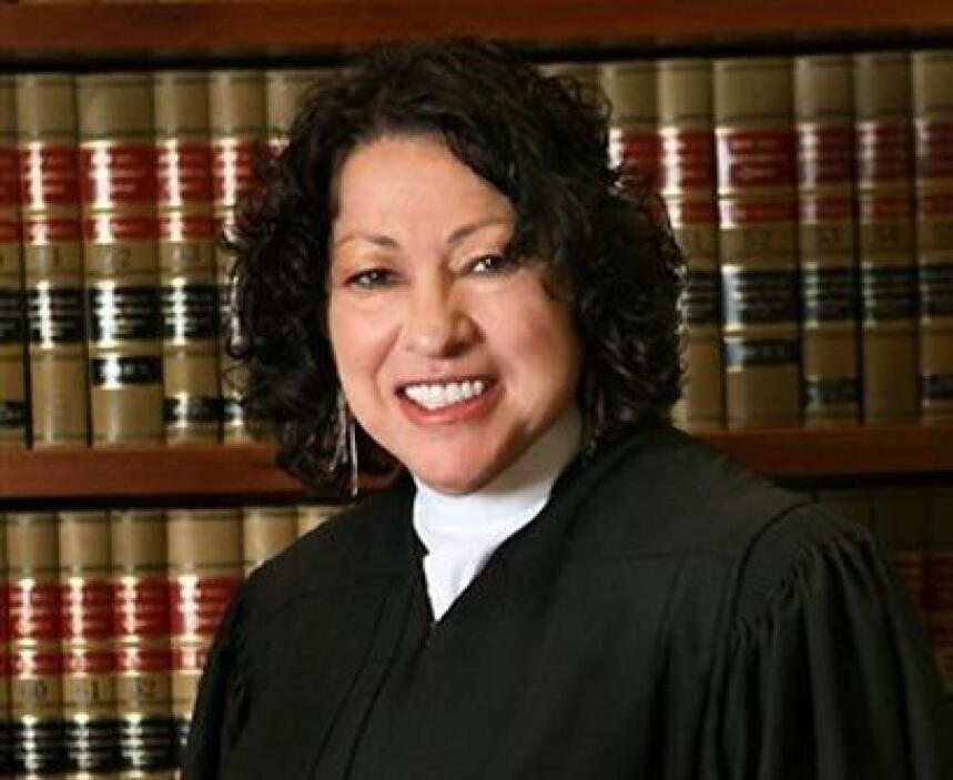 Abogada de todo estratoAl tiempo en que Sonia Sotomayor ya era miembro d...