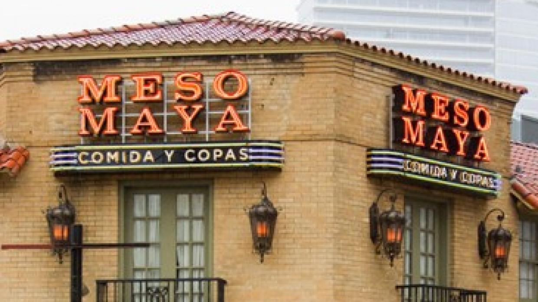 Restaurante Meso Maya