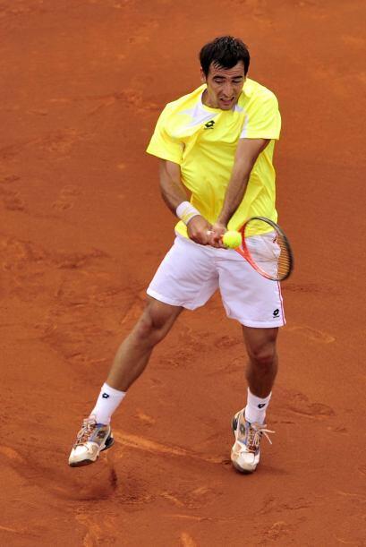 En la semifinal, Nadal se enfrentaría al croata Ivan Dodig.
