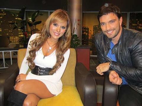 Vanessa y Julián hablan de lo que representa esta telenovela en s...