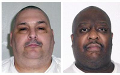 Los dos reclusos cuyas ejecuciones están previstas para este lune...