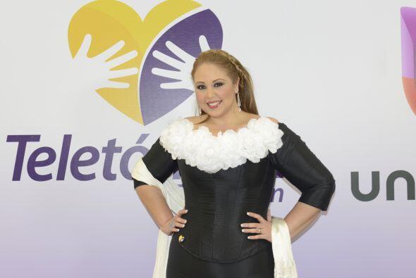 La cantante mexicana está feliz de ser parte de una causa que une...