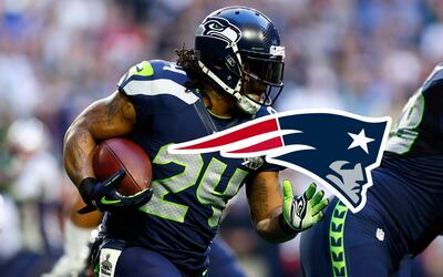 ¿Marshawn Lynch, a los New England Patriots?