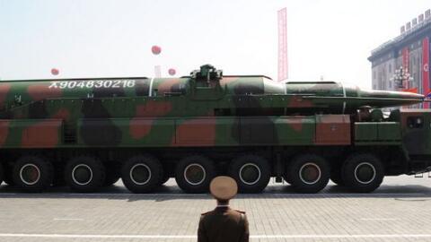 Entre los proyectiles norcoreanos que podrían están listos...