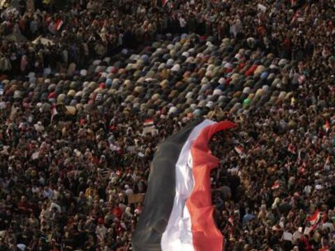 Pese a las medidas de apertura del régimen de Hosni Mubarak, la revuelta...