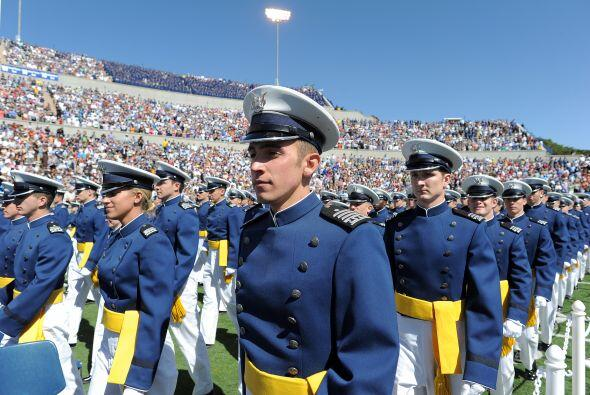 Academia de la Fuerza Aérea de Estados Unidos, Colorado Springs | Esta i...