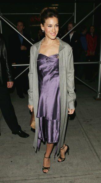 Sarah Jessica Parker es la muestra viviente de que cualquier color luce...