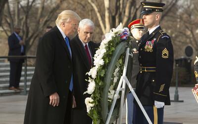 Así transcurre el evento inaugural previo a la toma de posesión presiden...