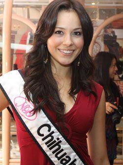 Nació en Ciudad Juárez hace 23 años, Daniela Juliana Muñoz Grijalva, can...