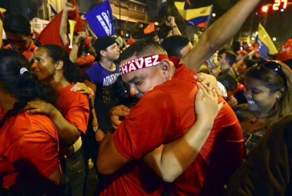 """""""Hoy ganó América Latina, el Caribe, los pueblos de nuestra América gana..."""