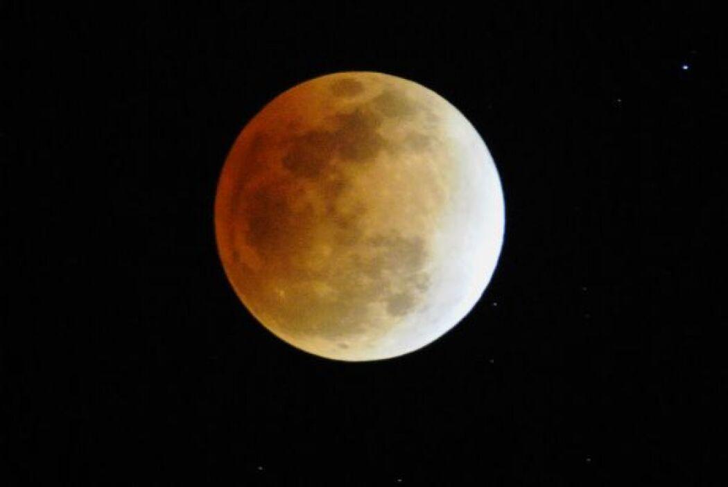 """Aunque no será un eclipse espectacular, pues se trata del llamado """"penum..."""