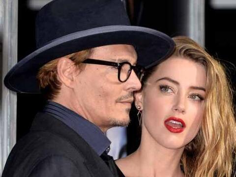 La prometida de Johnny Depp, Amber Heard dejó en claro con qu&eac...