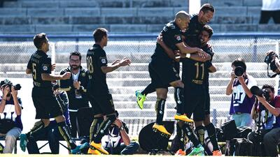 Pumas 4-2 Monterrey: Pumas ganó en CU y va a Liguilla contra América