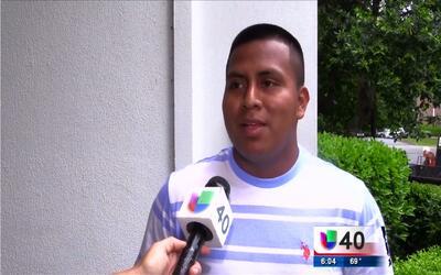 Bilmer Juárez regresa a la corte de inmigración el Charlotte