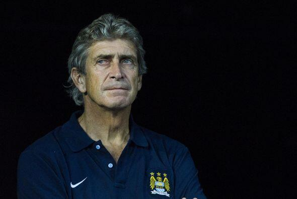 El estratega chileno Manuel Pellegrini toma las riendas del Manchester C...