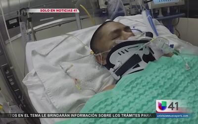 Piden explicación por la muerte del indocumentado ecuatoriano Angel Chalcó