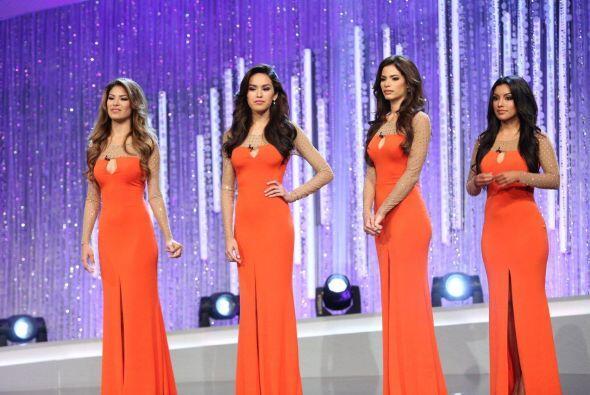 Las cuatro chicas de Lupita siguen luchando por los 250 mil dólar...