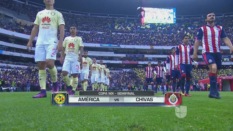 Chivas le da otro 'regalito' al América y lo elimina en penales dentro d...