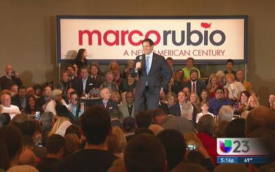 Marco Rubio en Dallas