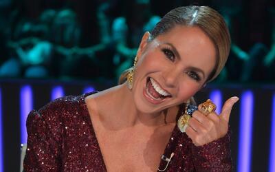 Lucero: 'No soy una jueza dura ni intensa'