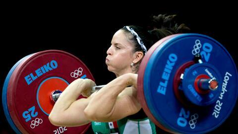 Al día de hoy, Luz Mercedes Acosta aparece con el cuarto lugar de...