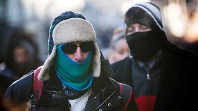Segundo vórtice polar de 2014 golpeará a EE UU
