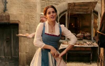 Emma Watson canta en 'Beauty and the Beast'