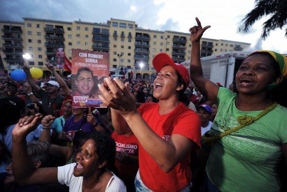 Chávez ganó por primera vez la presidencia en diciembre de...