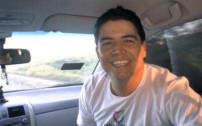 Conoce a Marcio, el amigo carioca de Orlando