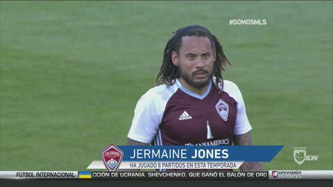 Jermaine Jones, clave fundamental del Colorado Rapids