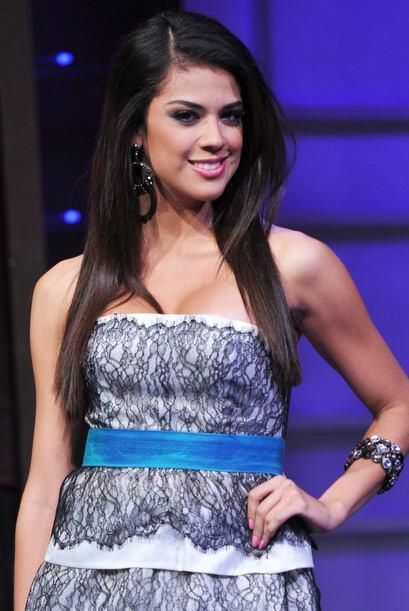 El público de Univision.com la eligió como su preferida.