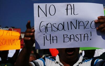 ¿Por qué se salieron de control las protestas en México tras aumento en...