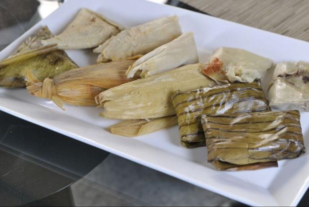 Para que Raúl probara algo típico mexicano, el chef Kano le preparó una...