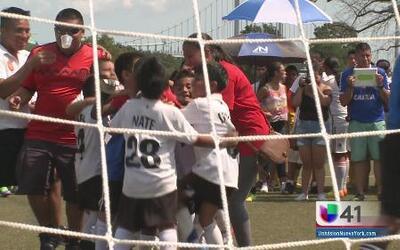 ¡Segundo día de acción en Copa Univision!