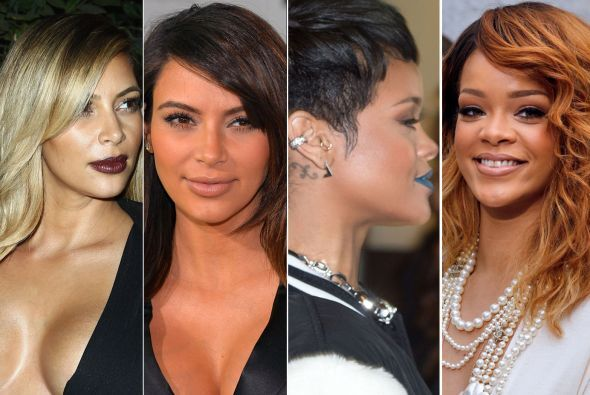 Estas famosas nos han dejado con el ojo cuadrado, pues en su afán de luc...