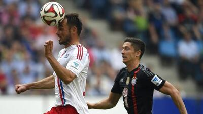 Los bávaros empataron sin goles en su visita de la fecha 4.