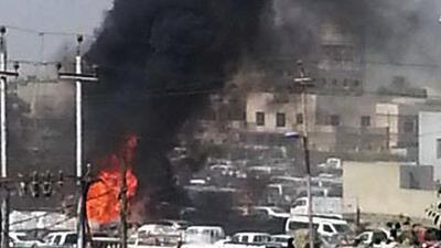 EEUU bombardea posiciones de ISIS en Irak