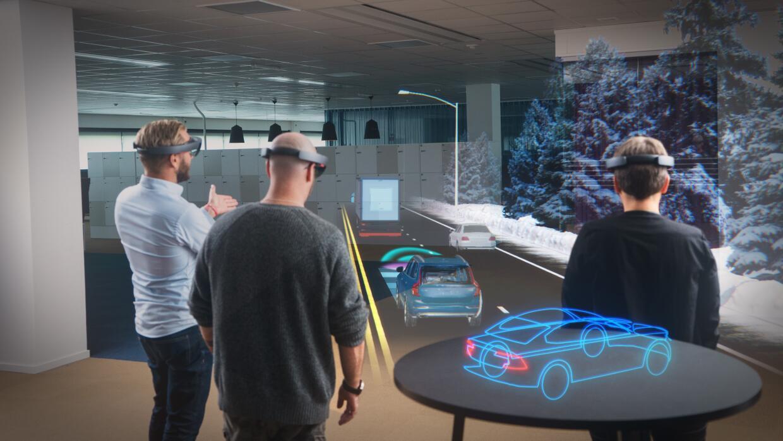 HoloLens en acción