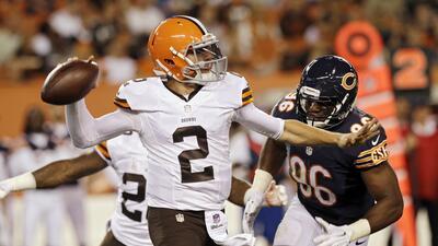 Highlights Semana 4 pretemporada:  Chicago Bears vs. Cleveland Browns
