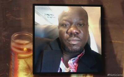 Dos veces se salvó de la deportación el hombre de Uganda muerto a tiros...