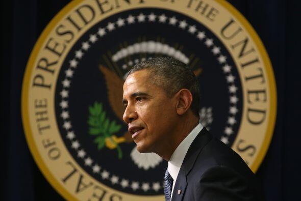 Barack Obama expresó su agrado con la película biográfica del líder camp...