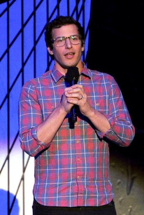 El chistoso Andy Samberg. Mira aquí los videos más chismosos.