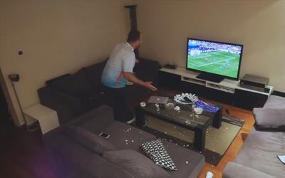 Si eres fanático de fútbol, no mires este video