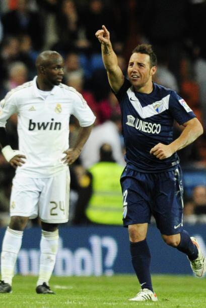 Cazorla le da un poco de vida a esta Liga española con su gol.