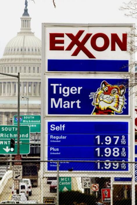 Los precios del petróleo se dispararon registrando alzas que en algunos...