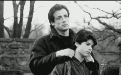 Sylvester Stallone devastado por la muerte de su hijo