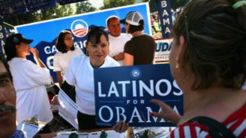 Entre los hispanos, el 71% de integrantes de segunda generación son demó...